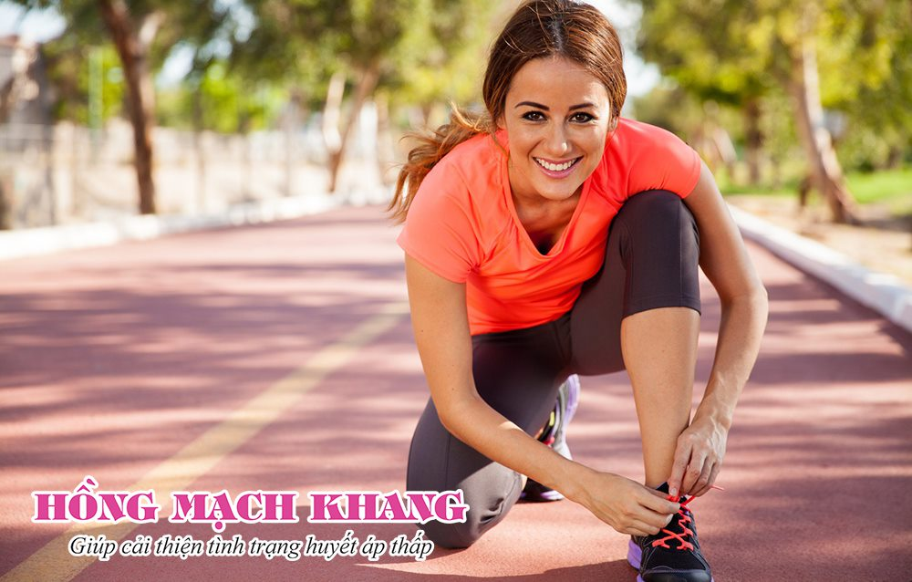 Tập luyện thể thao giúp cải thiện tình trạng huyết áp thấp